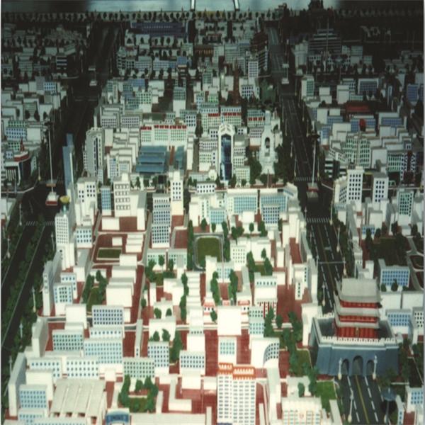 武威市规划模型