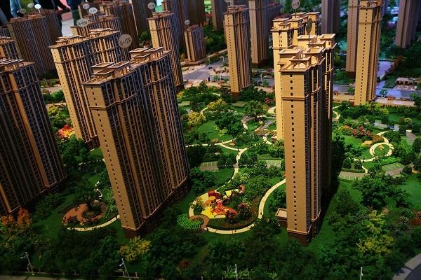 建筑模型的分类----甘肃沙盘模型