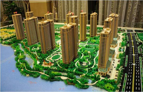 沙盘模型常见的绿化景观辅助材料