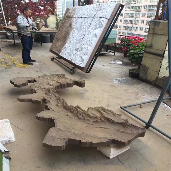甘肃省地形地貌展示
