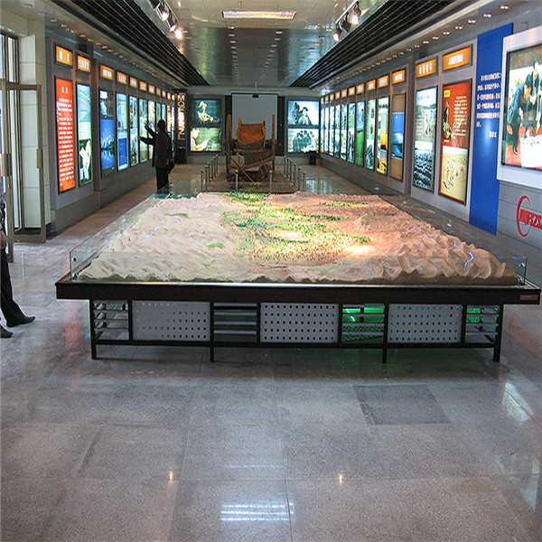 石羊河流域综合治理模型