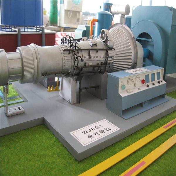 瓦斯发电示例模型