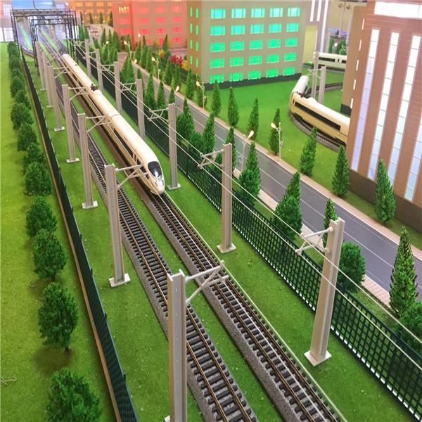 高铁列车运行模型