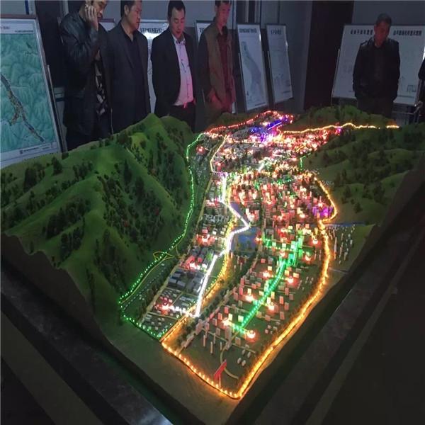 巨能城市联片供暖模型