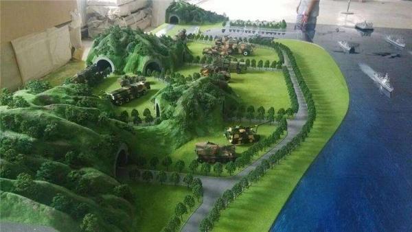广州沙盘模型